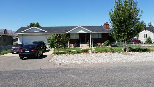 Santaquin House For Sale – $229,000 – 170 W 400 N Santaquin, UT 84655