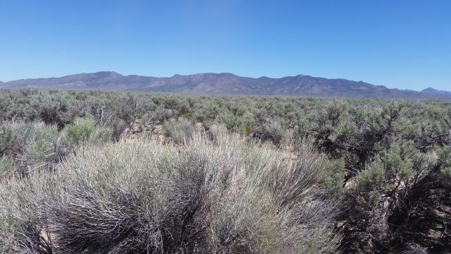 Great 4.34 Acre Lot Just Two Hours North of Las Vegas