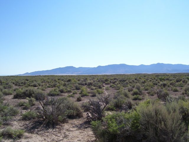 2.27 Acres Just 1.5 Hours North of St. George, UT. Great Views and Quiet.