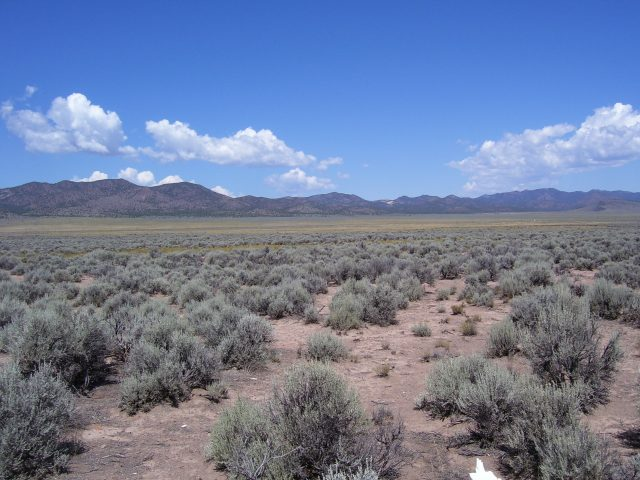 2.54 Acres of Off the Grid Living Just 60 Miles North of St George, UT