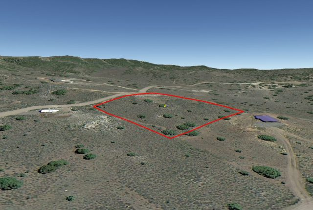 Great Cabin Lot in Long Valley, UT For Sale – 1.46 Acres – Will Go Fast!